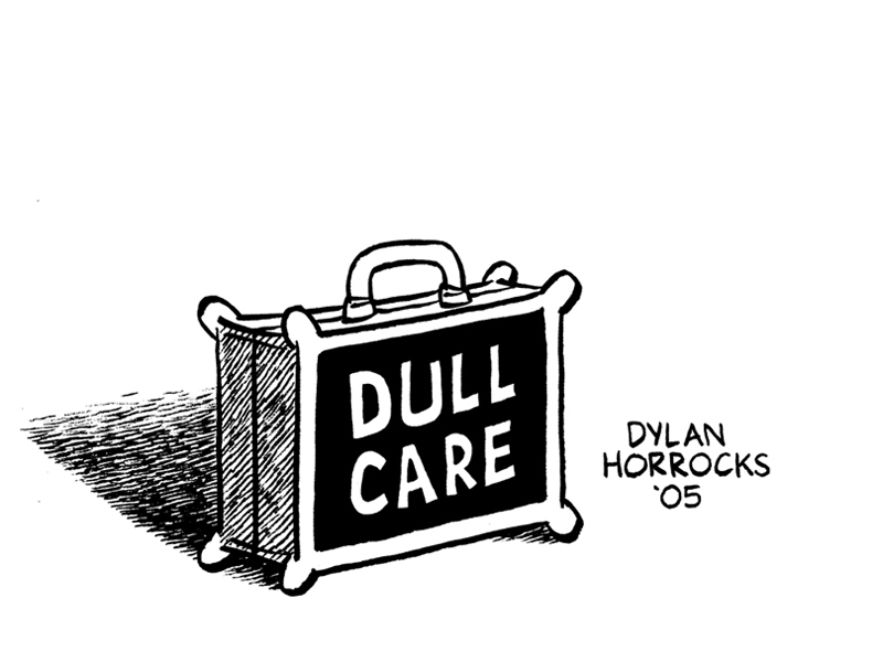 Dull Care – introduction