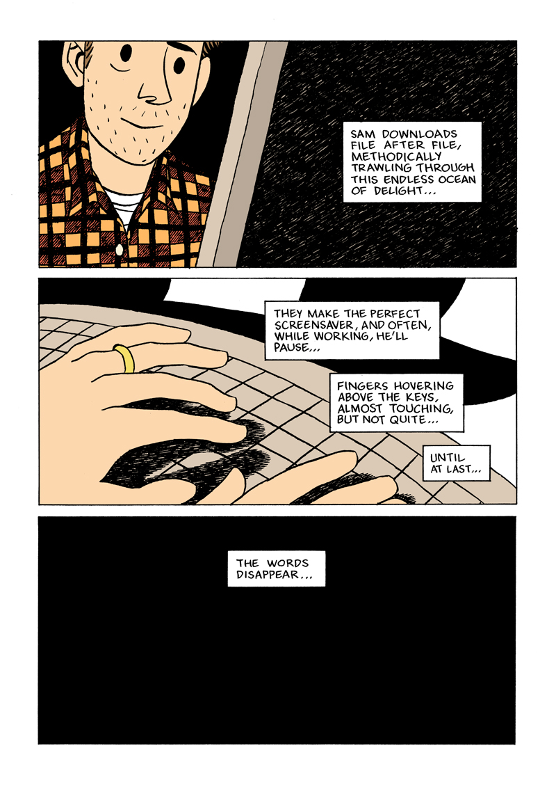 The Magic Pen – page 7