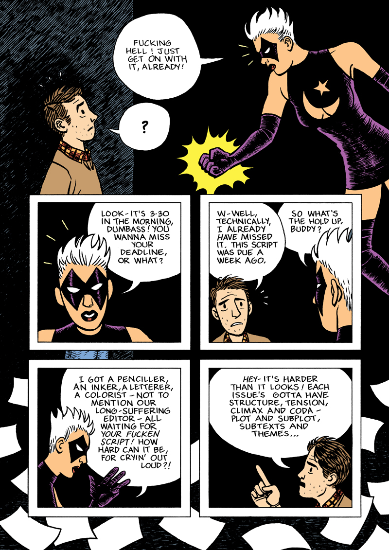 The Magic Pen – page 20