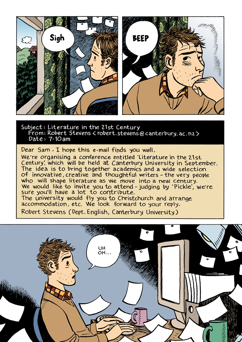 The Magic Pen – page 27