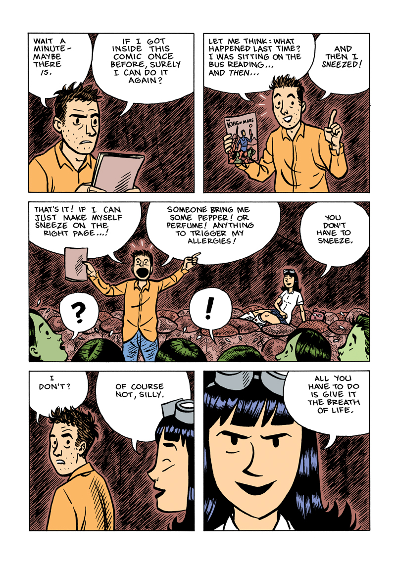 The Magic Pen – page 95