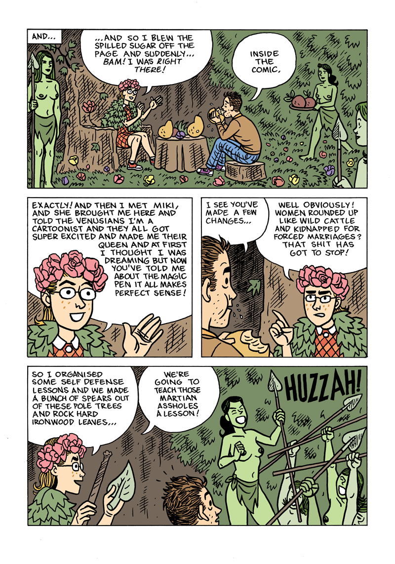 The Magic Pen – page 122