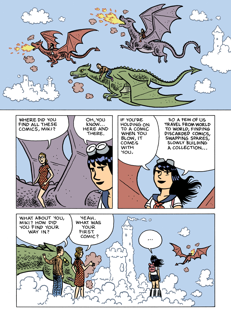 The Magic Pen – page 149