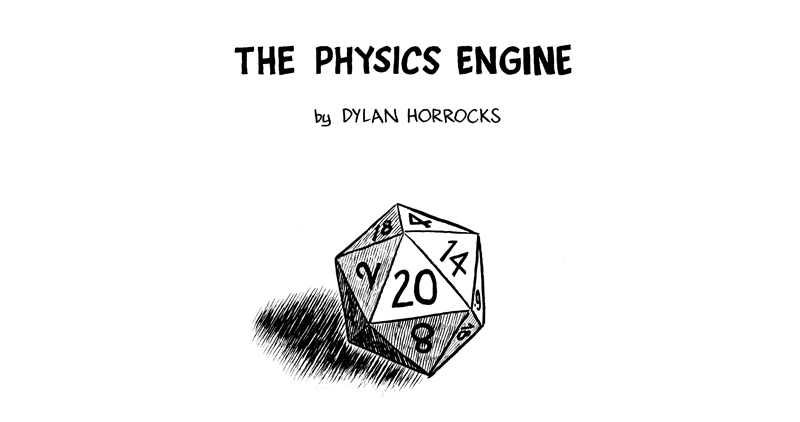 The Physics Engine – Introduction