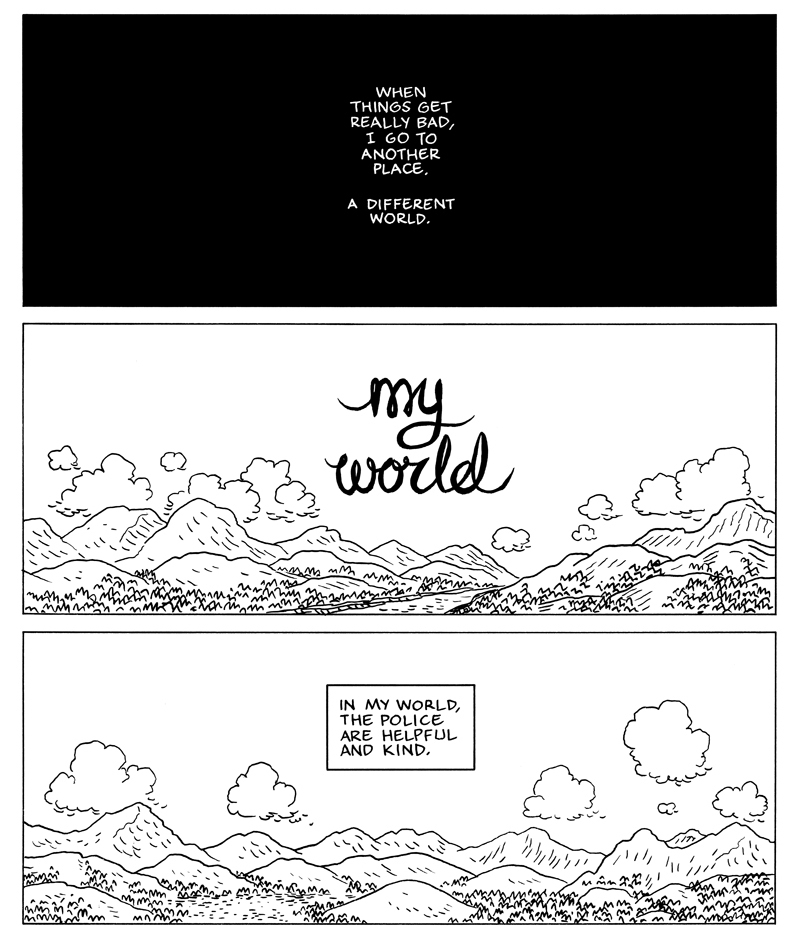 My World – page 1 of 4