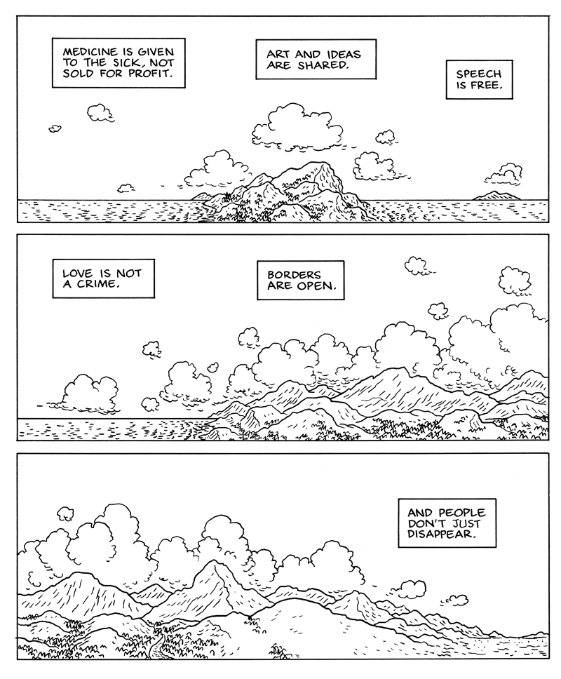 My World – page 3 of 4