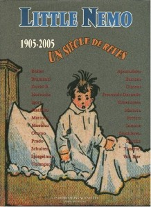 Little Nemo 1905-2005 Un Siecle de Reves (cover)