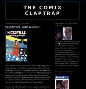 Comix Claptrap