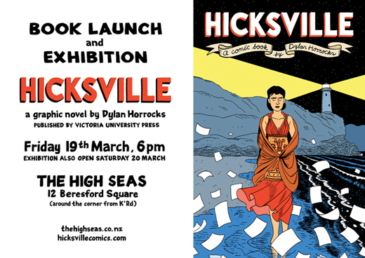 Hicksville at the High Seas