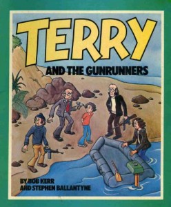 Terry and the Gunrunners