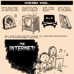 ...the Internet!