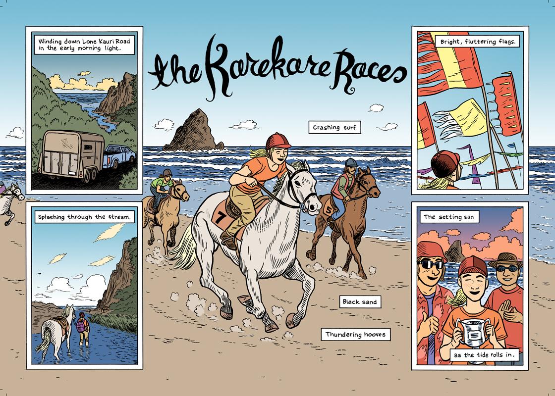 Karekare Races